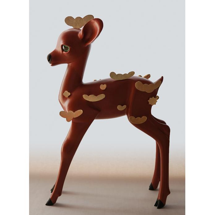 へいわののりもの (しか) Vehicle of Peace (Deer)